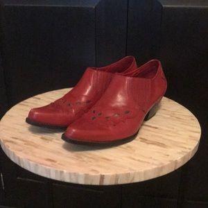 Reba ankle boot
